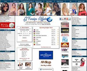 A Foreign Affair is an international dating service to meet Russian women, Latin women & Asian women.