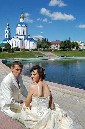 Ukrainian women are interested in marrying westerners
